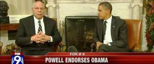 Powell Obama