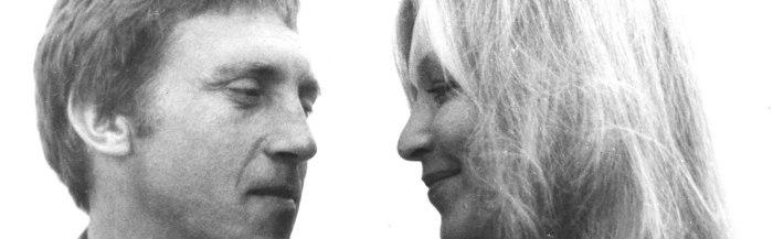 Vladimir Vysotksy and Marina Vladi