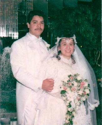 Rev Erick Salgado and Sonia Delgado